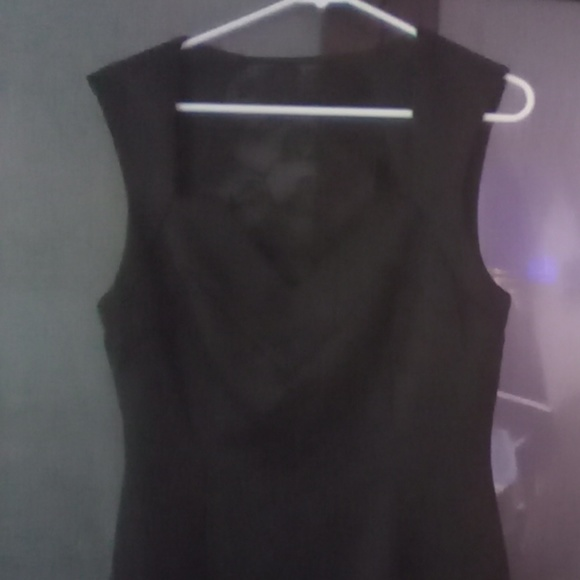 connected apparel Dresses & Skirts - Black laced dress